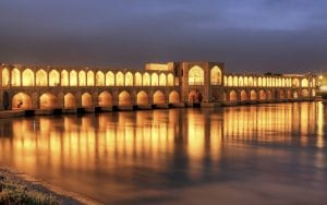Bridges of Esfahan Iran