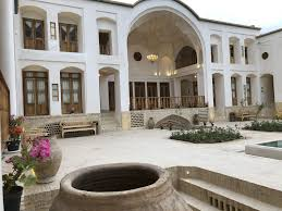 historical homes Iran