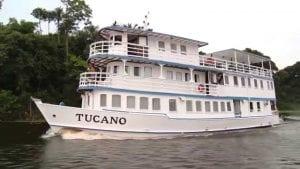 Brazil motor yacht
