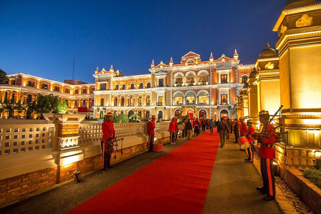 yak and yeti hotel nepal