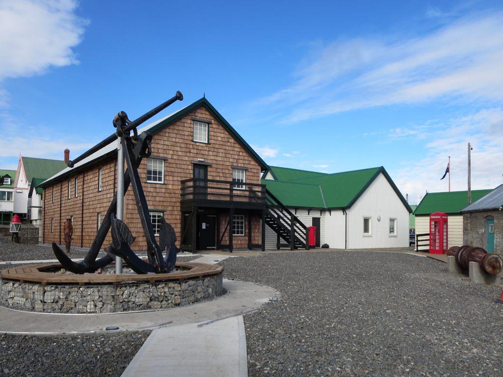 Dockyards Museum Stanley