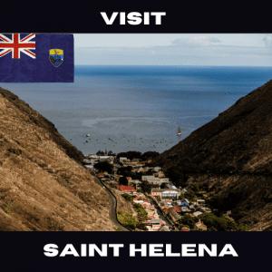Visit Saint Helena
