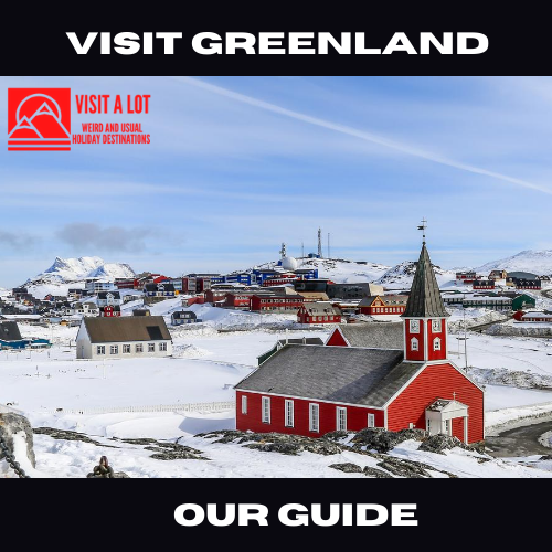 Visit Greenland -Our Guide