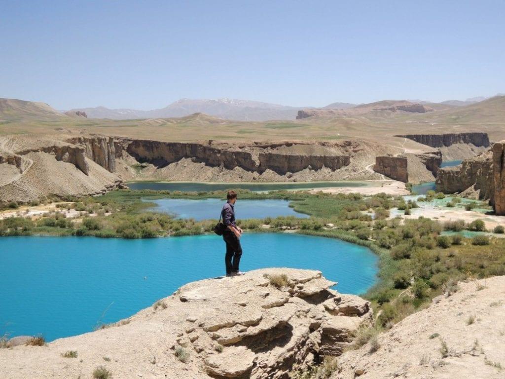 Untamed borders Afghanistan