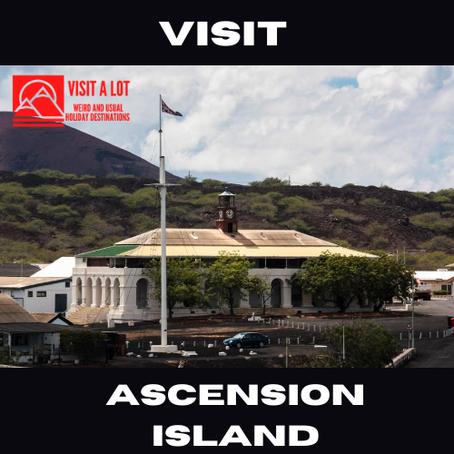 Visit Ascension Island