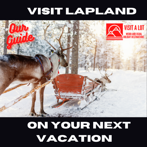visit lapland on vacation