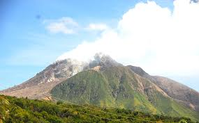 Soufrière Hills Volcano